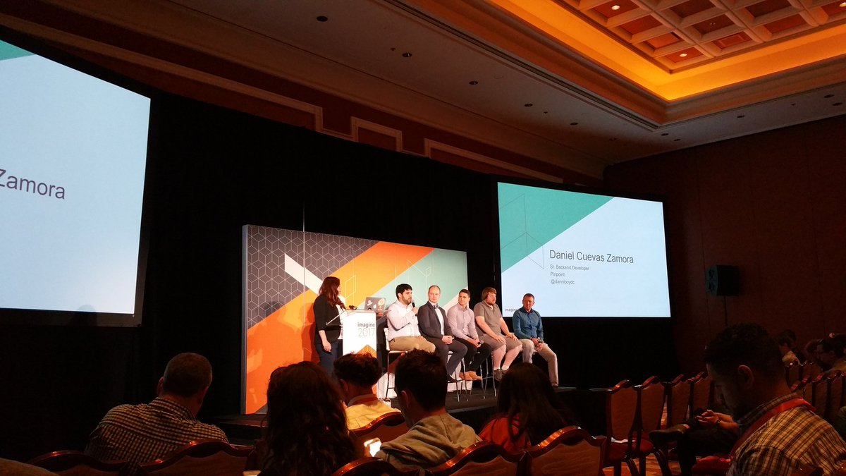 bscales12: #magentoimagine nGreat panel of speakers for Tips  and Tricks for Migrating to Magento 2! https://t.co/oKZuXHL2VT