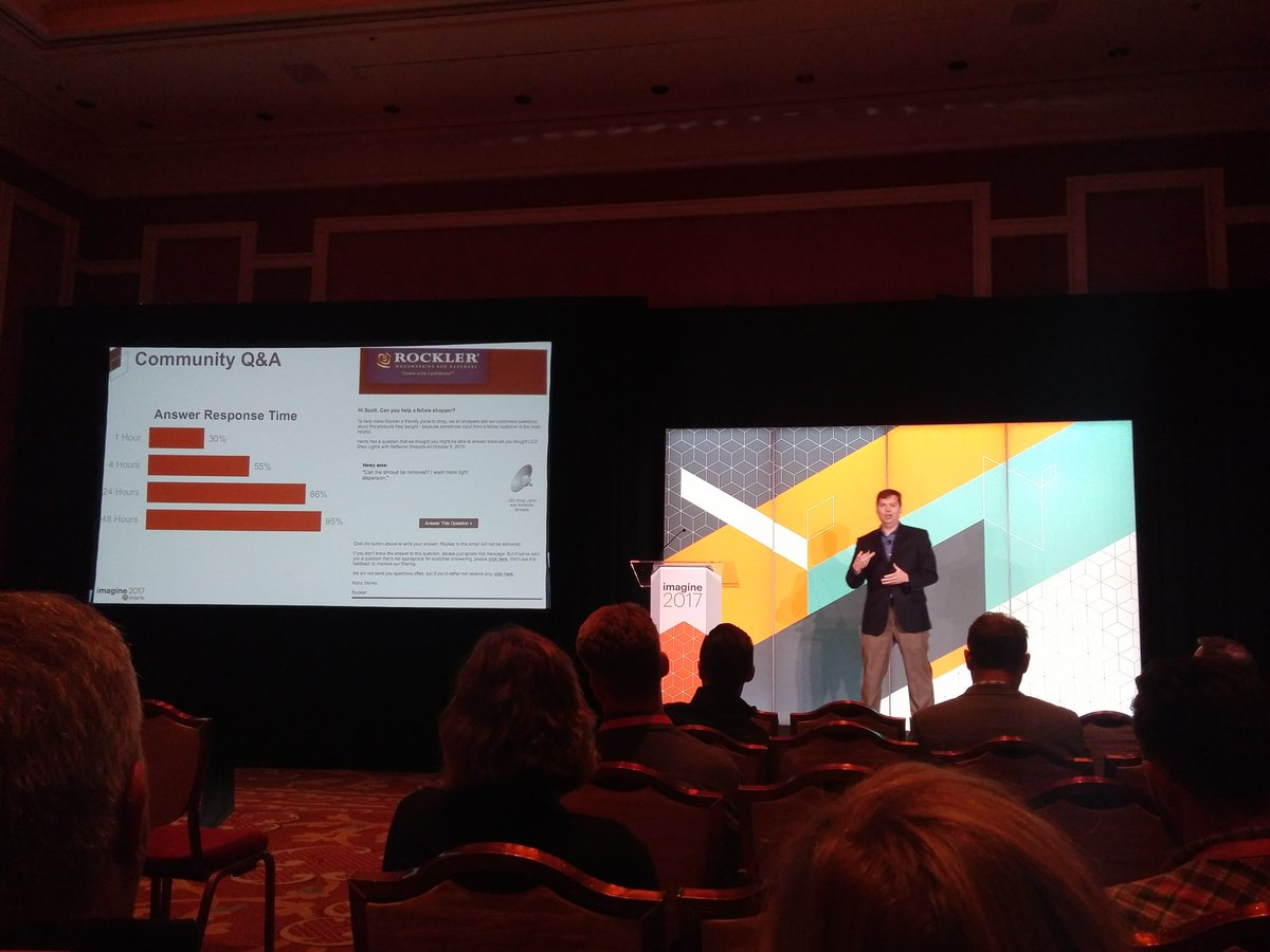fwd_dev: Rockler is crushing it with great customer reviews. #Magentoimagine #magento https://t.co/xJPFUvzGyN