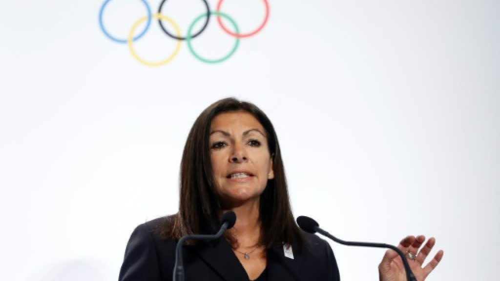 Paris destined for Olympics: mayor