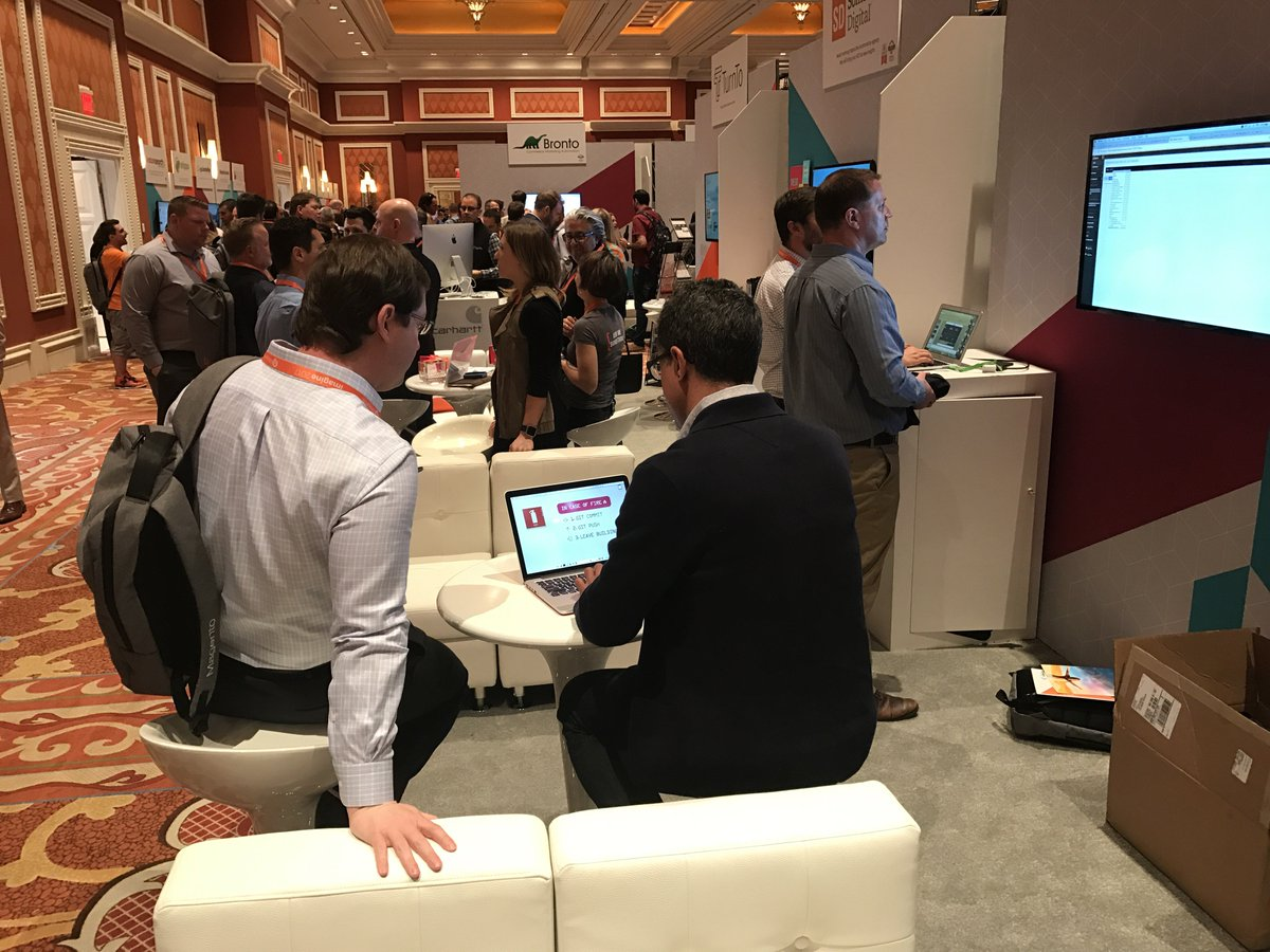 newrelic: Prepare your site for the holiday rush or your Black Friday. See us at Booth 524 to learn more #magentoimagine https://t.co/eeUd2yLKk5