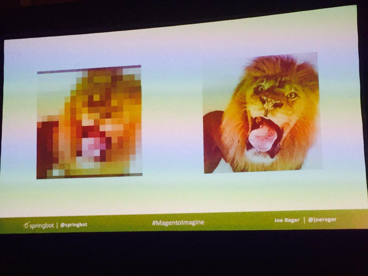 springbot: Cat meme? No. Competitive analysis needs criteria to move beyond subjective analysis #Magentoimagine via @joereger https://t.co/MIjBk5tYb7
