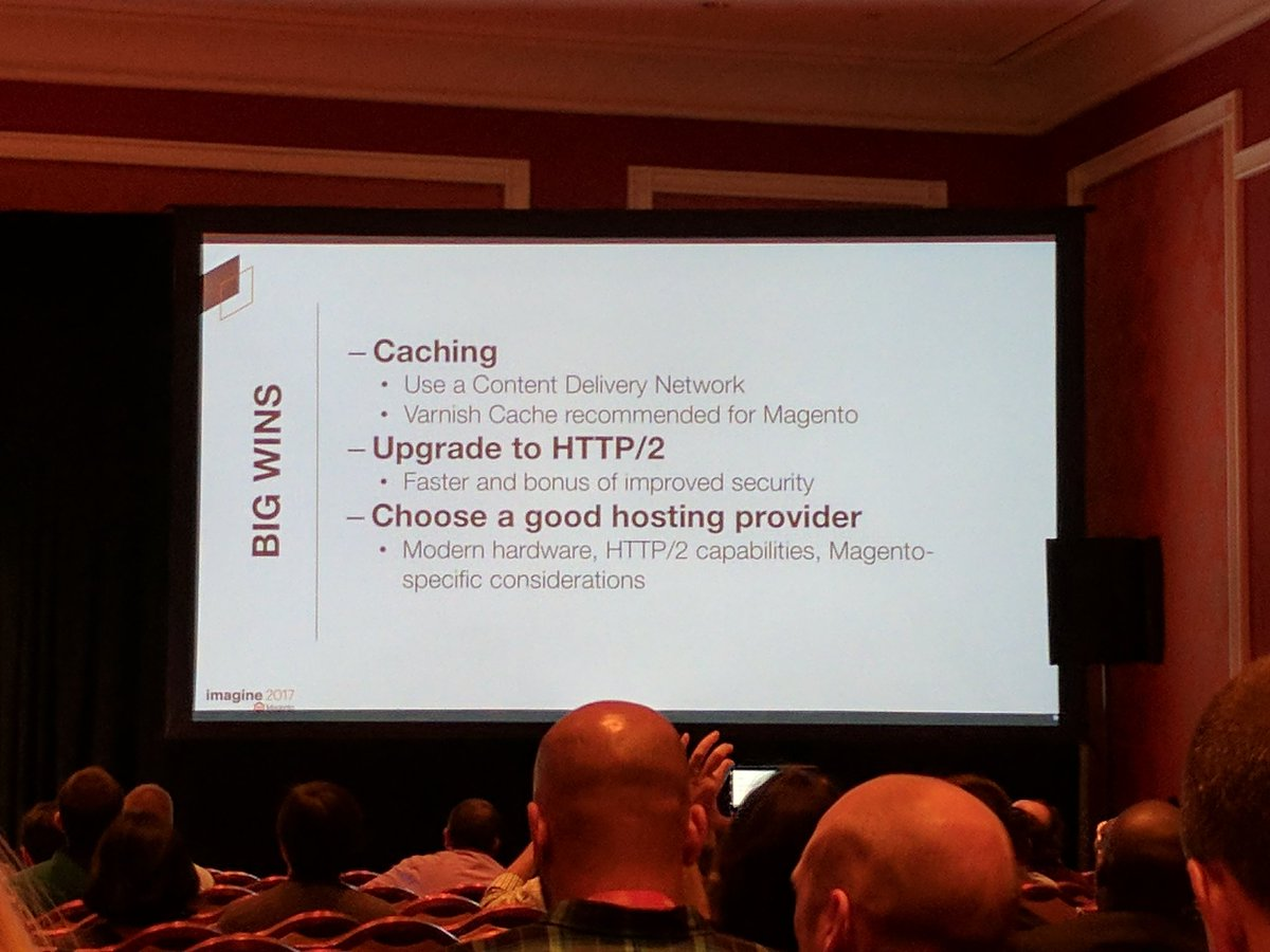 Space48ers: Some great tips to help improve Magento site performance #Magentoimagine https://t.co/HgbecWI0GZ