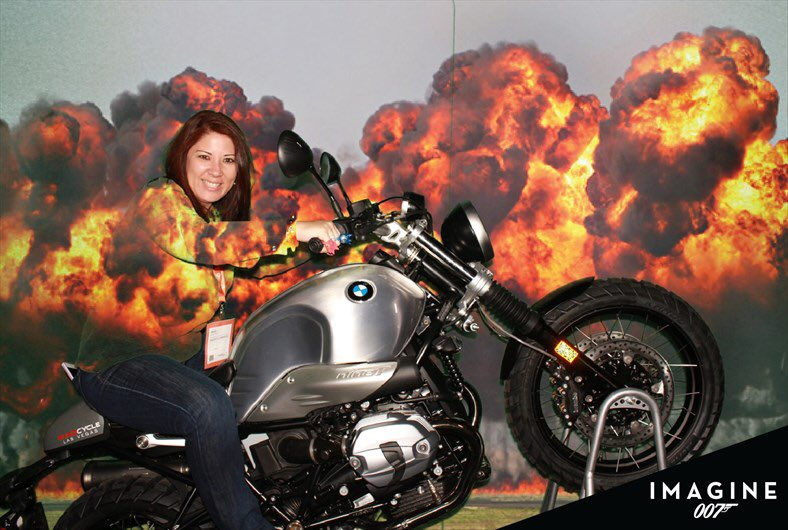 gsicotte: I'm the ghost rider! #Magentoimagine https://t.co/mpdjcQKx1b