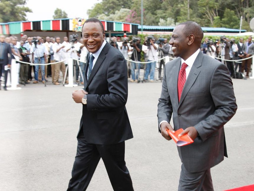 Uhuru reignites tours, to visit Kiambu, Nairobi on Wednesday
