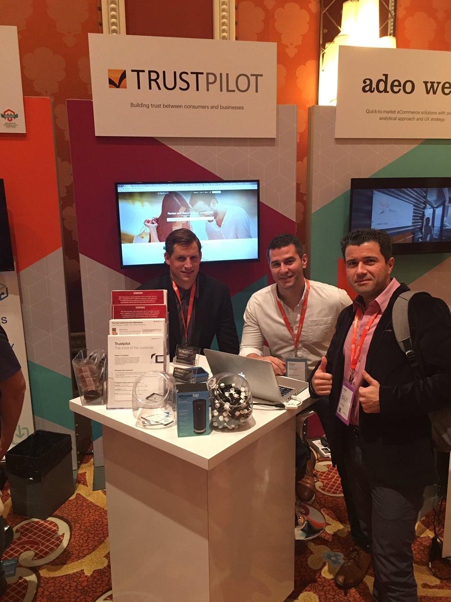 AbsoluteWebINC: Nice meeting the Trustpilot Team! #trustpilot #Magentoimagine #magentoimagine2017 https://t.co/5qhJPpu5vs