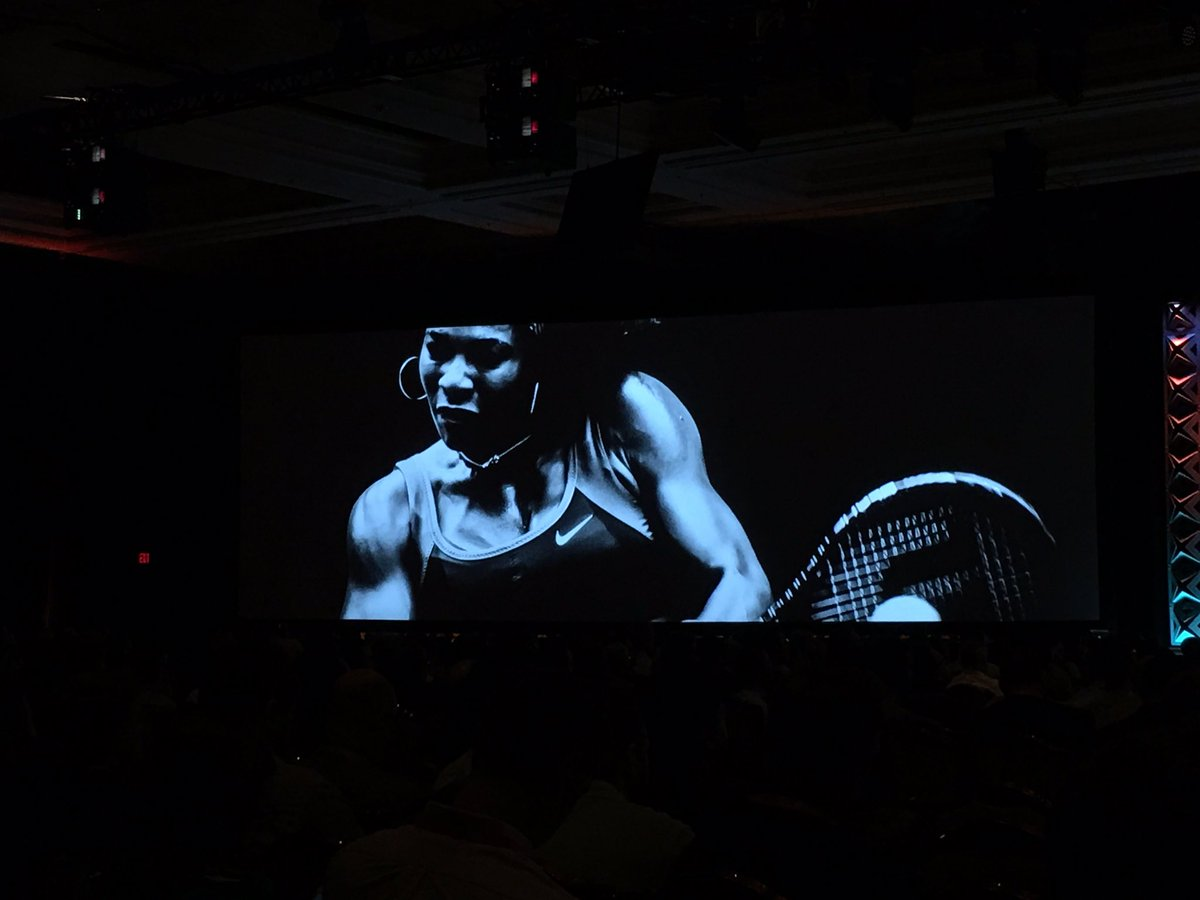ebizmarts: In 5 minutes Serena Williams will hit the stage at #Magentoimagine! https://t.co/8upre3gz6f