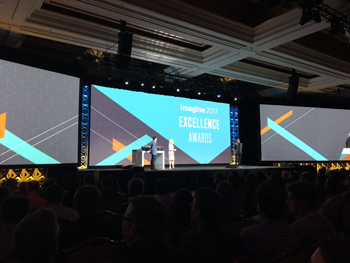 temando: Good luck to all the winners #excellence #MagentoImagine https://t.co/bZXsPTsIoo