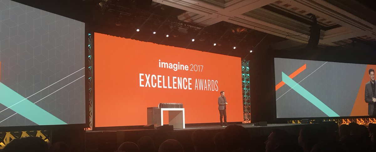 JohnHughes1984: Time for the #MagentoImagine excellence awards! Fingers crossed 🤞 https://t.co/W9apUtICp0