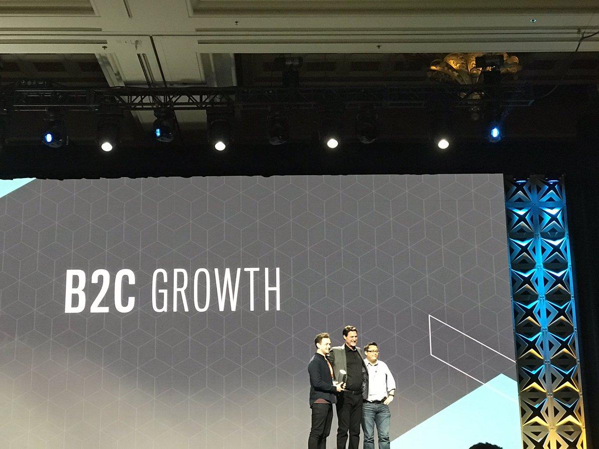 DCKAP: B2C Growth Excellence Awards #Magentoimagine https://t.co/GcteLdjO7z