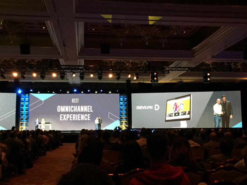 magento_rich: Best Omnichannel Experience.. Devlyn. #MagentoImagine https://t.co/kCveaLIPHj