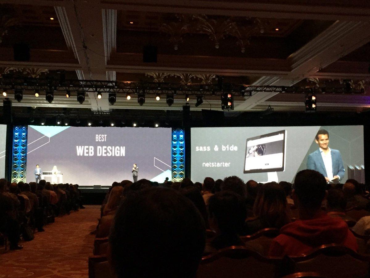 magento_rich: Best Web Design.. Sass & Bide, Netstarter. #MagentoImagine https://t.co/OVndiGQwu3