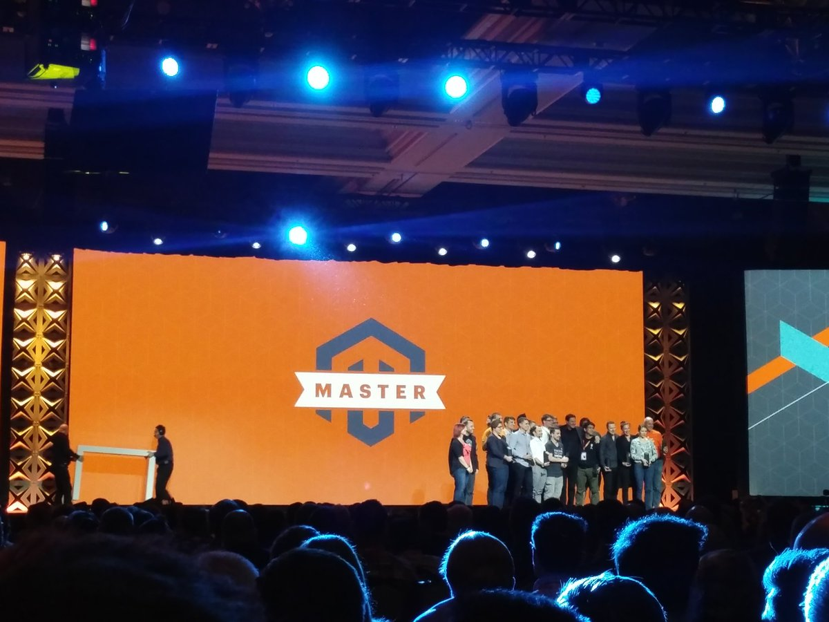 fwd_dev: Congratulations to all the Magento Master award recipients! #Magentoimagine https://t.co/tBcdtd6dta