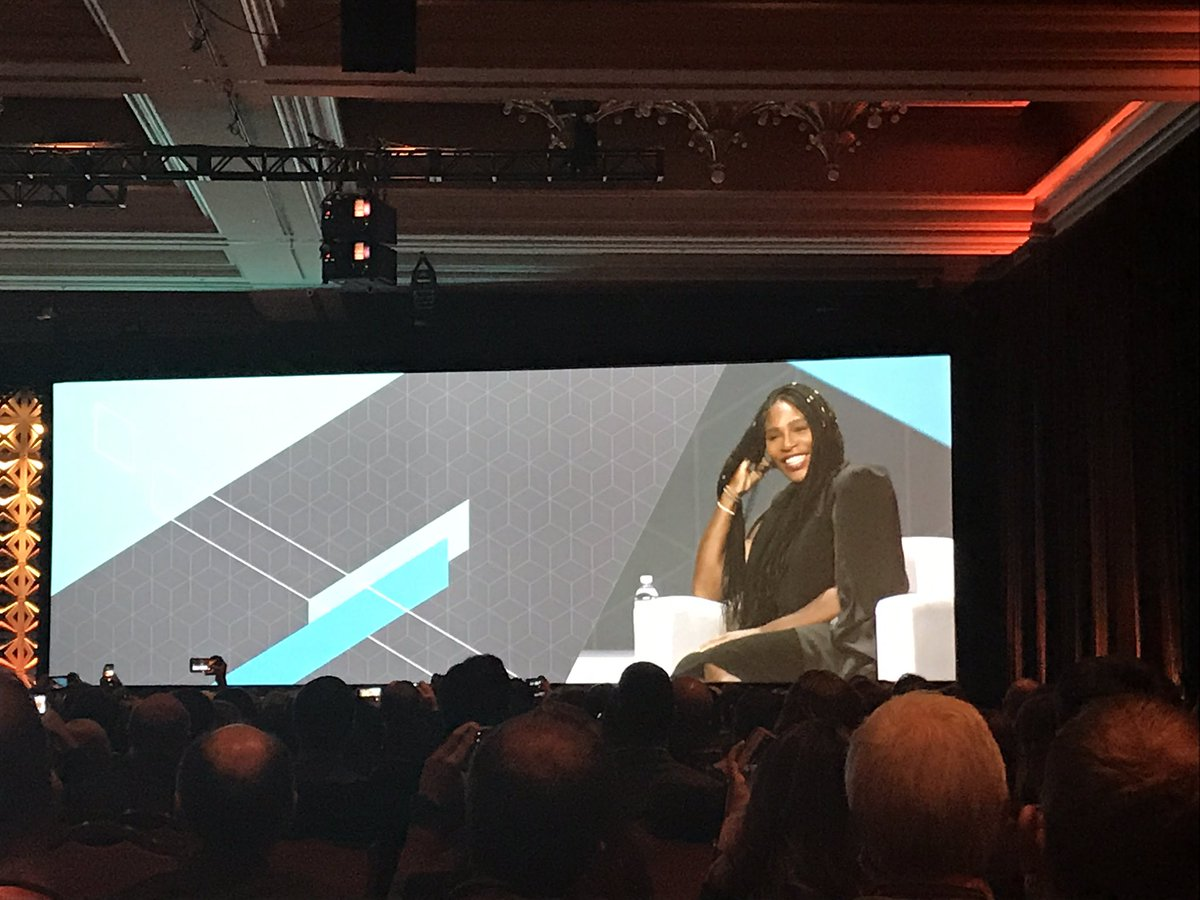 kvmthoughts: Serena Williams closing out the day! #MagentoImagine https://t.co/M1MPdy8FIX