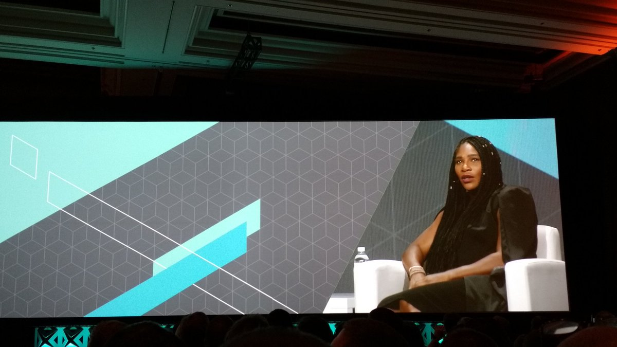 bscales12: Obstacles are there to be overcome. @serenawilliams #Magentoimagine https://t.co/avZnYqgCq7