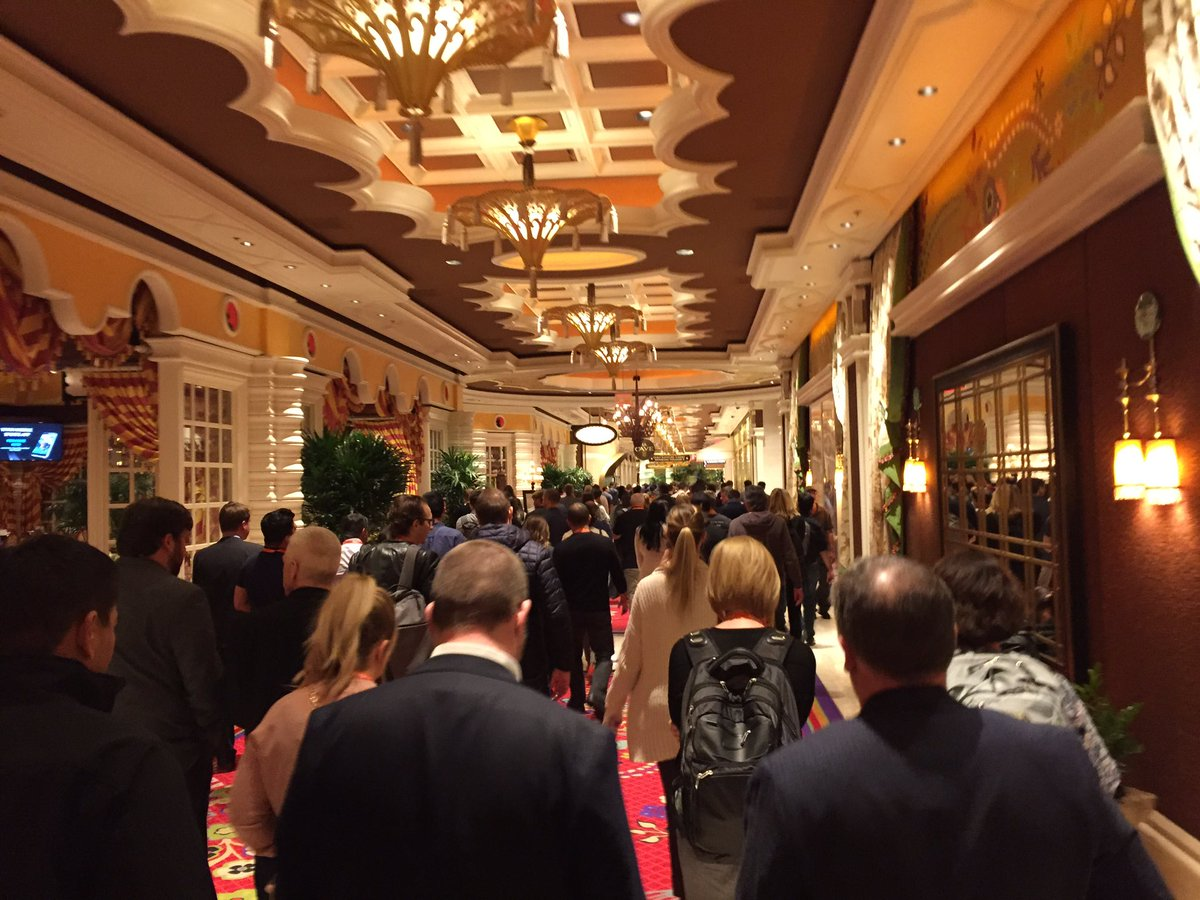 magento_rich: Follow the crowd to the Legendary Event. #MagentoImagine https://t.co/JEdI3LVFUC