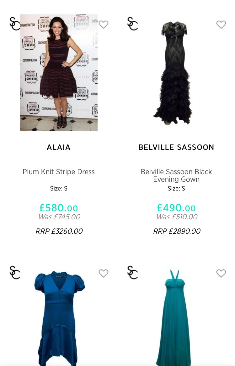 Amazing Deals on Alaia, YSL and Silk Balenciega items today on my @HEWI Boutique ????✨????????????✨???? https://t.co/1AtXe76J13