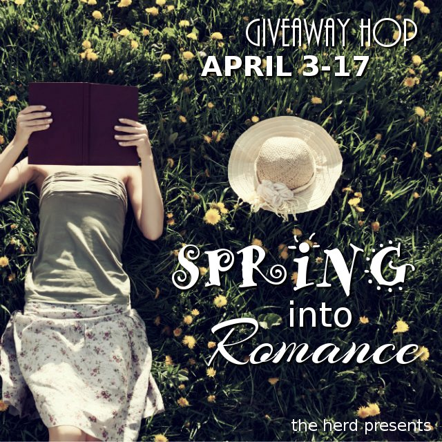 ❤️ Spring Into Romance Blog Hop & Gift Card Giveaway ❤️