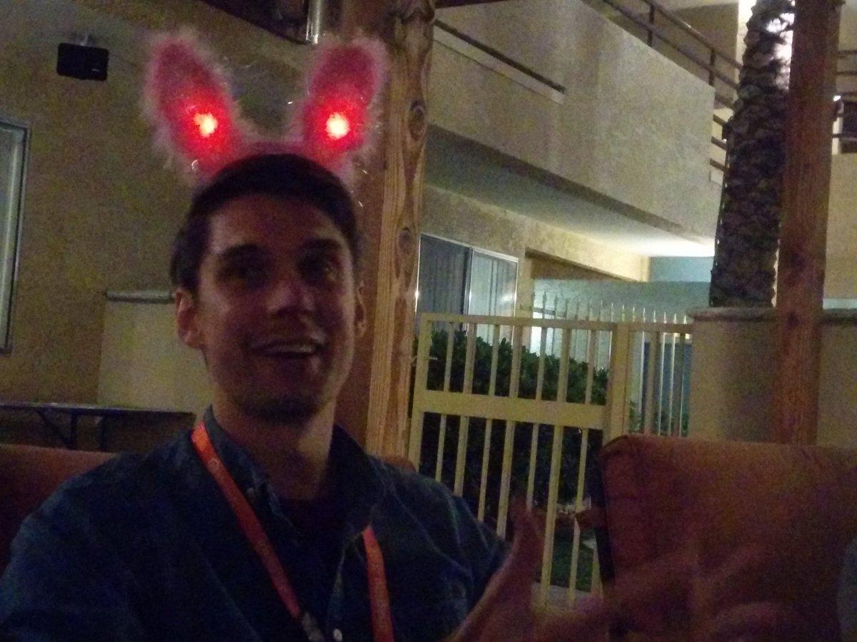 iamspringerin: #magentoimagine @bennolippert bunny!!!! https://t.co/EGUb8HUs3n