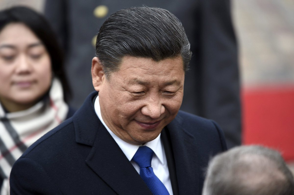 Chinese President Xi Jinping visits Finland on his way to US
