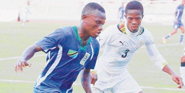 Serengeti Boys earn praise from Ghana coach