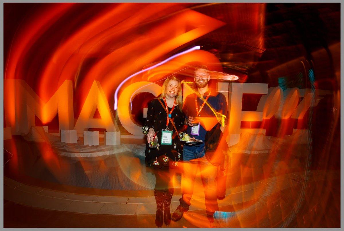 BoulderJeff: Legenday Party at #MagentoImagine @Magento w/ @custparadigm https://t.co/92lAl9uO6z