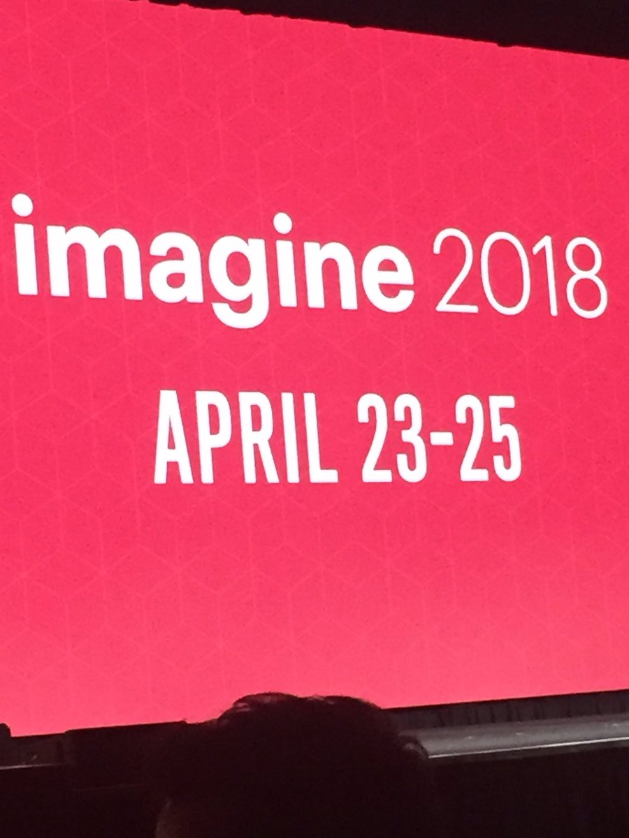 neoshops: Magenta is also a wonderful color. #MagentoImagine https://t.co/ZPPX6uugcW