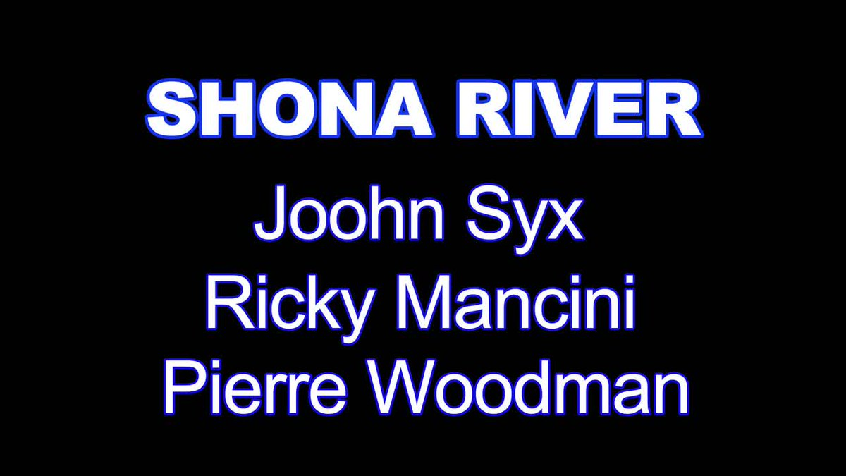 [New Video] Shona River - Hard - My first DP ever with 3 men WRDB3htfdq Hb