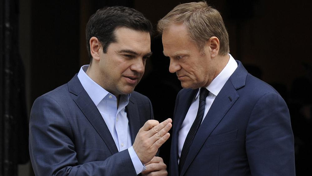 "Donald Tusk: ""No one is interested in punishing Greece"""