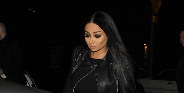 A year after Rob Kardashian put a ring on Blac Chyna's finger, she's taken it off.