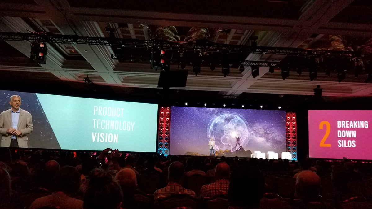 summasolutions: Last day of Imagine, learning about the news regarding the product #evolution #MagentoImagine https://t.co/sL3smqjZ5g
