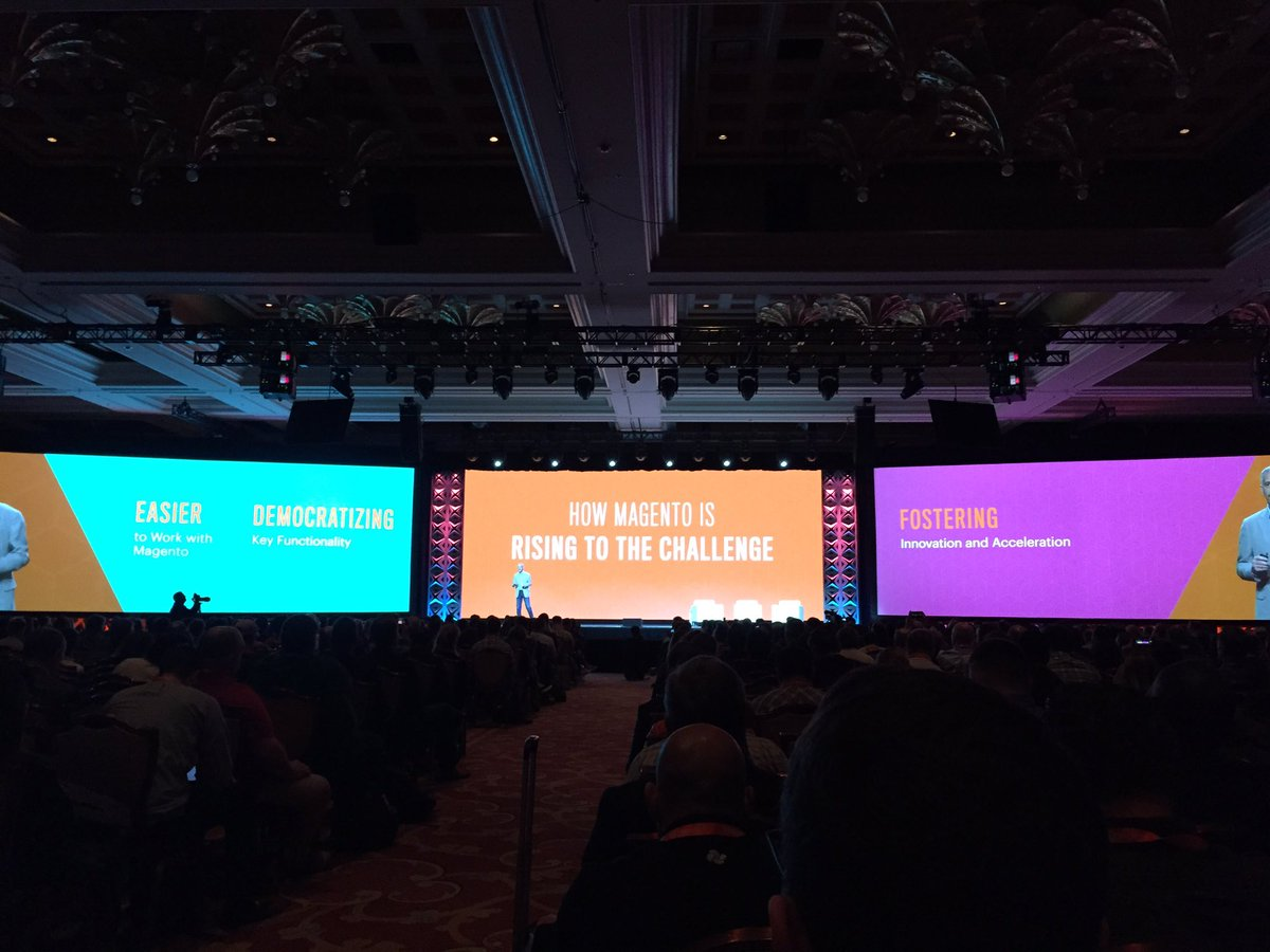 magento_rich: How @magento will help move this platform forward. #MagentoImagine https://t.co/Q8Ym4vARdL
