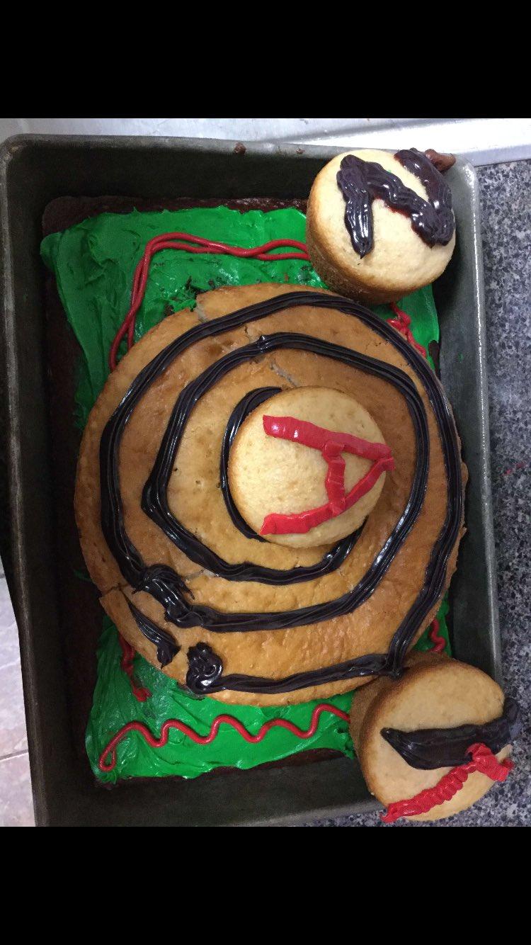 Happy birthday zak my friend Jordan is a HUGE fan she made u a birthday cake hope u like it