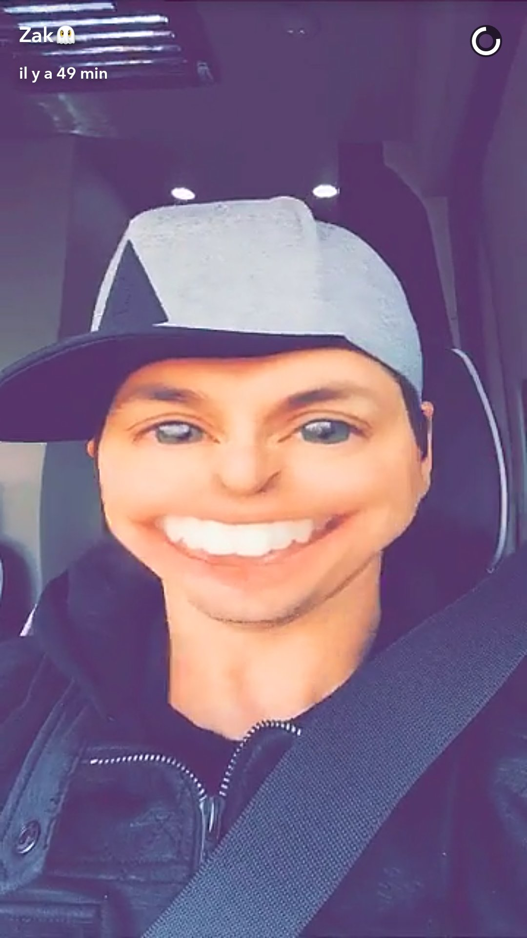 Happy Birthday to the most beautiful smile EVER ! Thanks for beeing Just you Mr Bagans