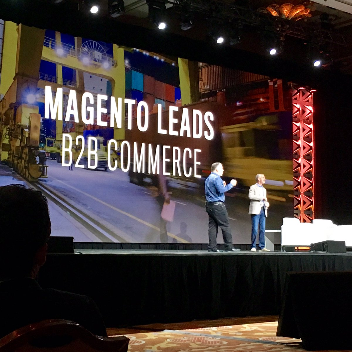 integer_net: #Magentoimagine keynote #3 - we are curious to hear what @ProductPaul has in store for us https://t.co/wm0DxrYoXV