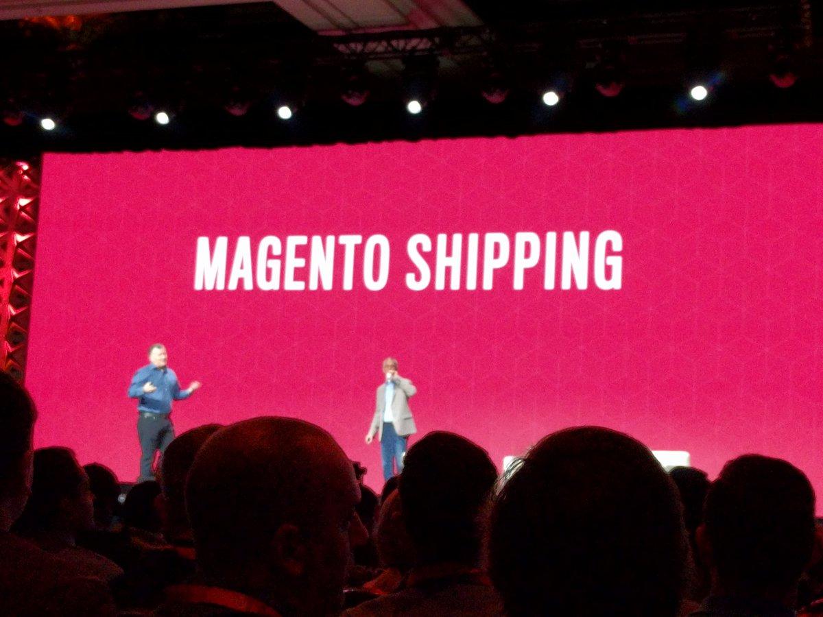 barbanet: Magento Shipping #magentoimagine https://t.co/nSPLLFUwsd