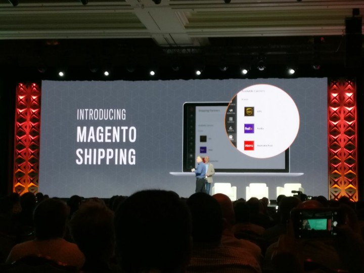 netz98: Improve your shipping workflow with 'Magento Shipping'. #MagentoImagine https://t.co/v3cQiuglNz