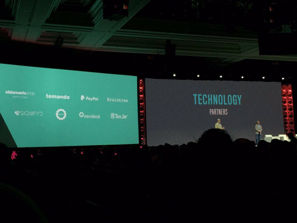 ebizmarts: And proud to be part of the selected group of MCOM Technology Partners! #Magentoimagine https://t.co/LskhL6xgt5