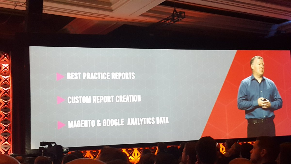 D_n_D: [Magento Imagine] Magento announcing Magento Business Intelligence #Magentoimagine #realmagento https://t.co/sYyFYMWcIt