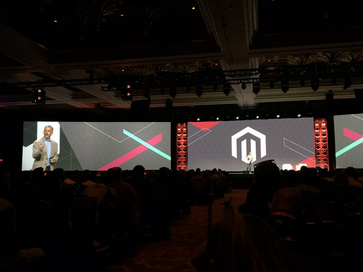 magento_rich: .@magento EE 2.2 rolling out this summer! #MagentoImagine https://t.co/jLzbkN7pfq