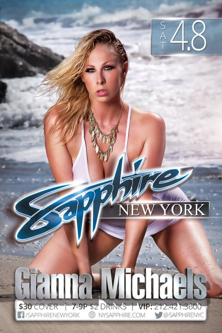 THIS SATURDAY IN NYC! @SapphireNYC https://t.co/ato448YKAK