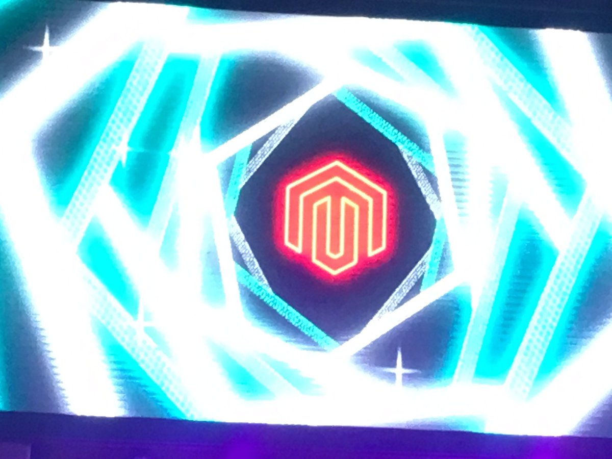 dverkade: It's a wrap. #Magentoimagine was amazing. Looking forward to my next event: #mm17nl https://t.co/saH9nPYnBw