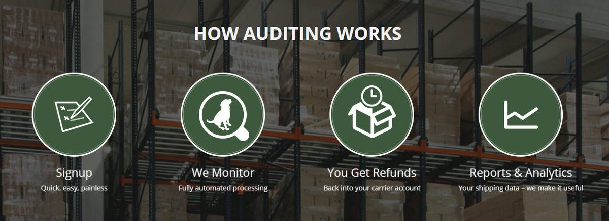 RefundRetriever: Shipping FedEx/UPS w/o a shipping audit system in place? You're probably overpaying your carrier! #MagentoImagine https://t.co/L87QLxPrRw