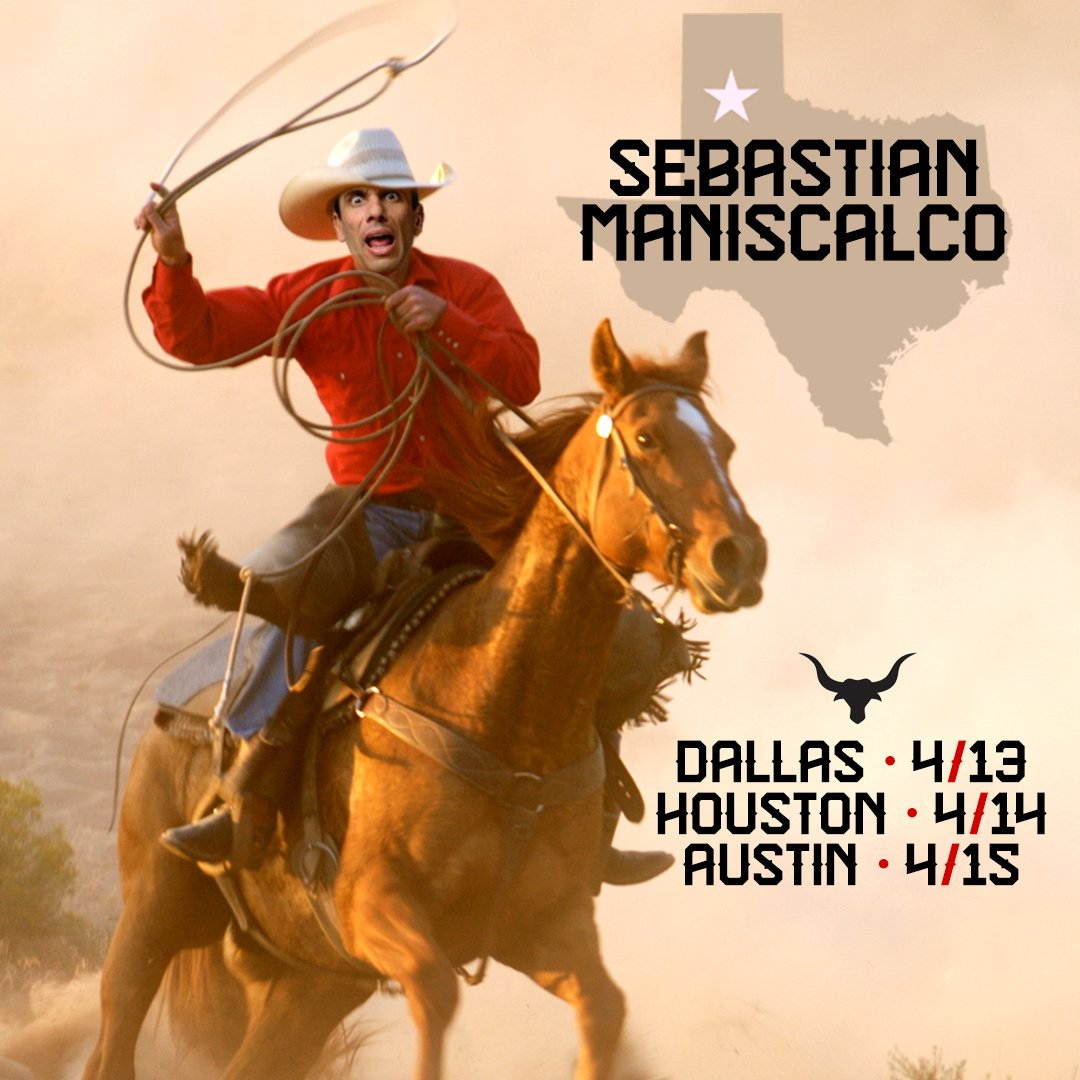 TEXAS! I'll be performing in Austin, Dallas and Houston this month! Get your tickets at https://t.co/qlABSFpFKy! https://t.co/zu0tm4gP5w