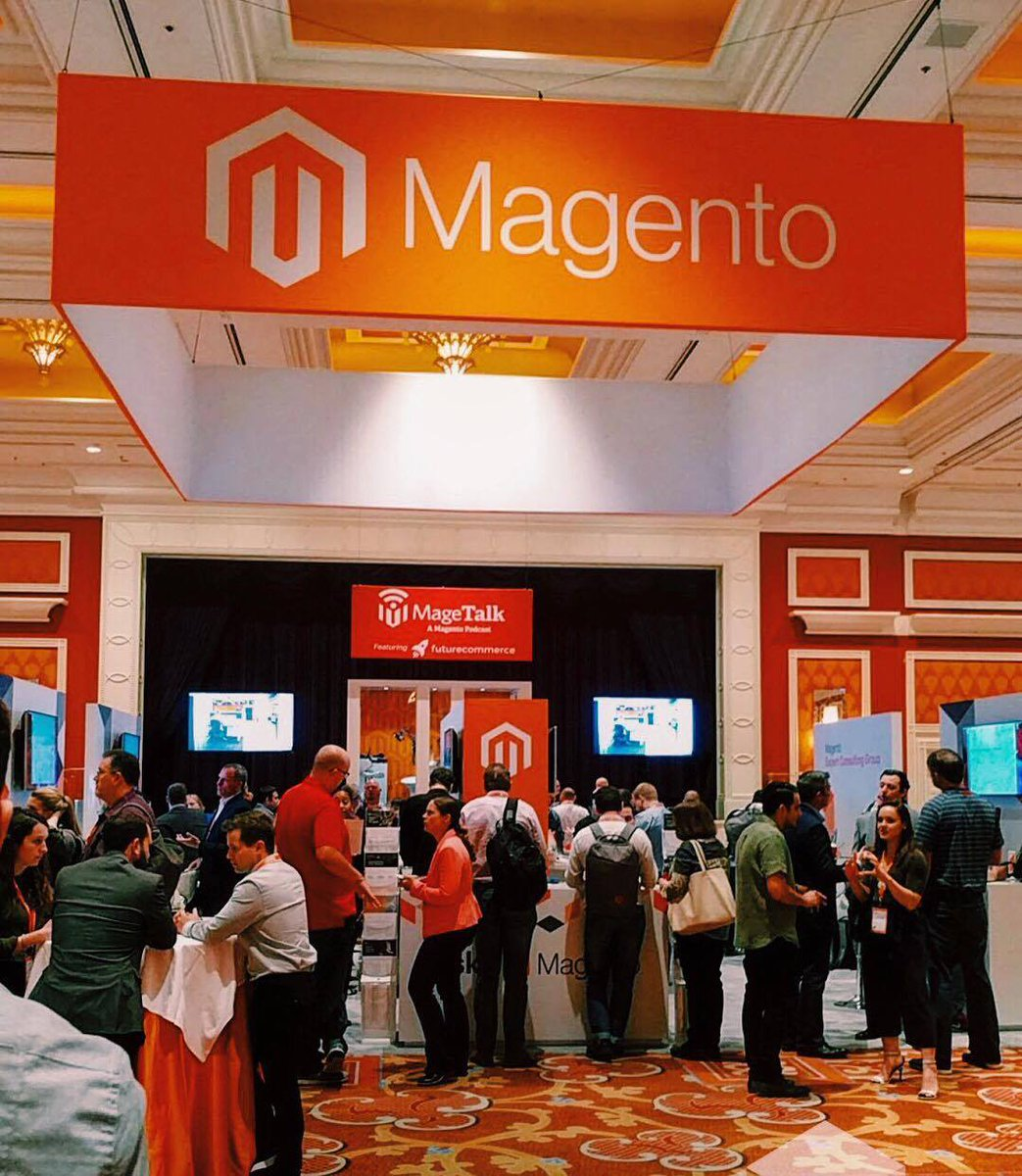 NorthernComm: We had an amazing time at #MagentoImagine, can't wait until next year! @magento https://t.co/vPx6GGrQa8