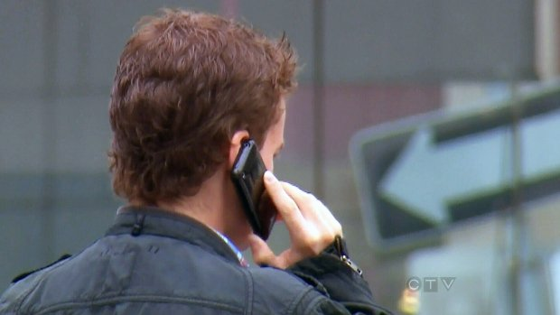 RCMP acknowledges using technology to track cellphones