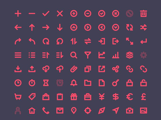 2015 Icon Redesign free   Icons freebie via GenioDronof