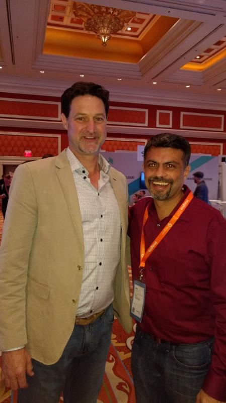WigzoTech: with Mark Levelle, CEO, Magento #Magentoimagine https://t.co/JwZkdd7wsl