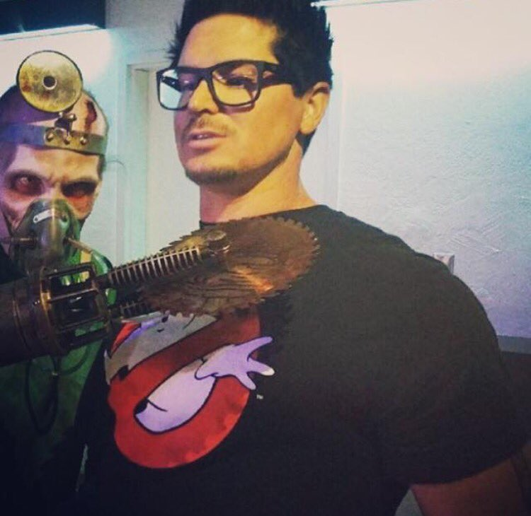 Happy birthday to my favorite Ghost Adventures guy!! Hope your having an amazing day!