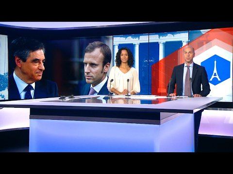 VIDEO -  French presidential election: Where do the candidates stand on immigration?