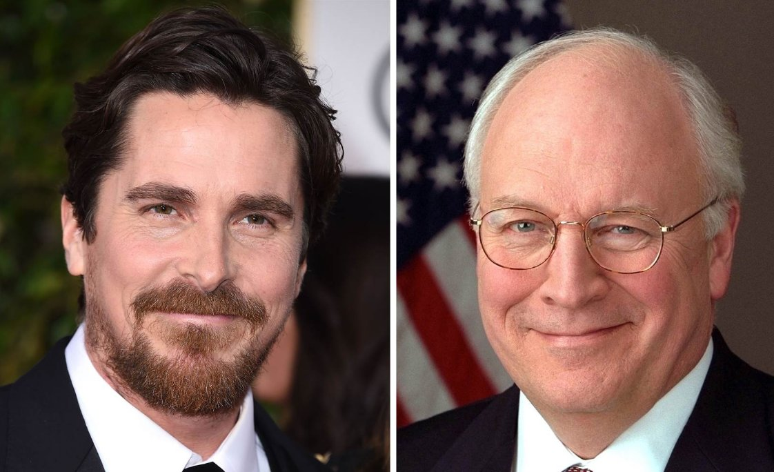 Christian Bale reportedly to play Dick Cheney in biopic